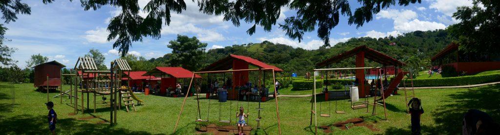 Parque recreation Manantiales 1024x277 Costa Rica, première semaine en Slow travel