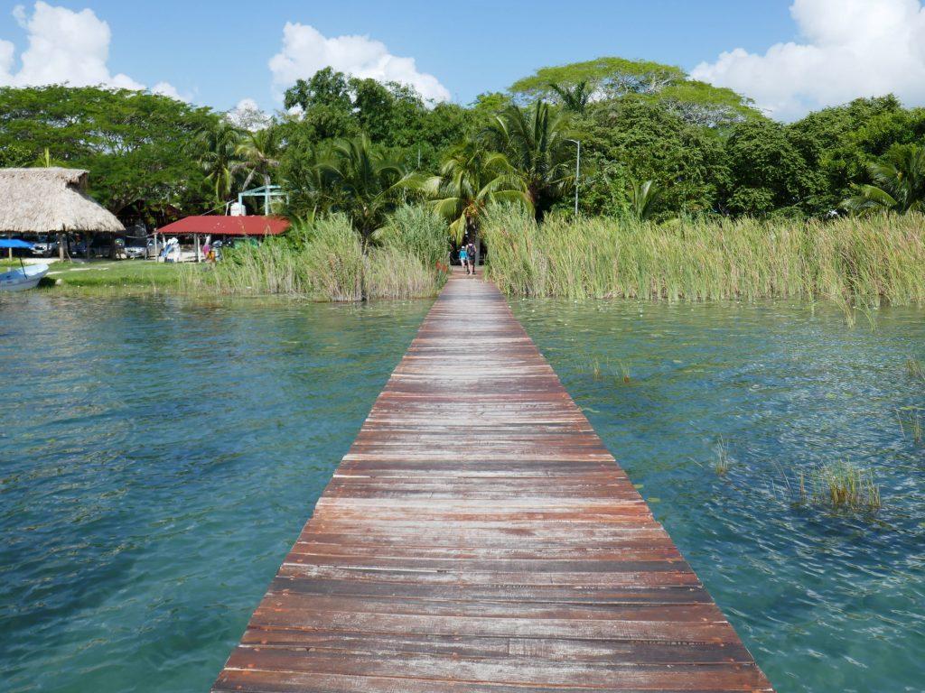 Bacalar famille lagune 1024x768 Bacalar et la lagune aux 7 couleurs