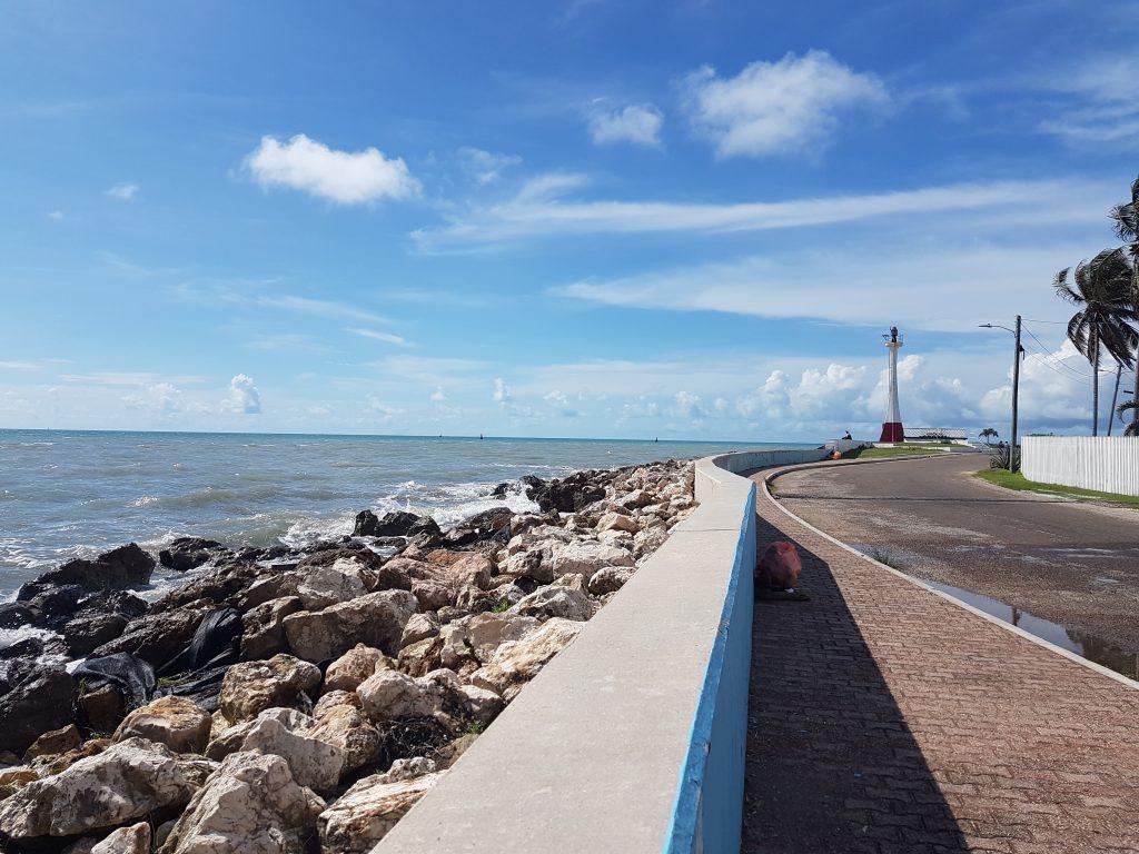 Belize city phare 1024x768 Le paradis a un nom : Caye Caulker