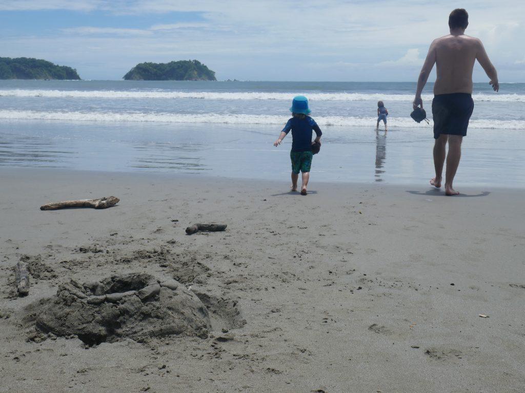 jeux plage samara 1024x768 Costa Rica : A la découverte des animaux sauvages