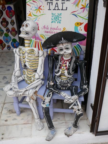 Photos yucatan personnage mexicain Valladolid au cœur du Yucatan