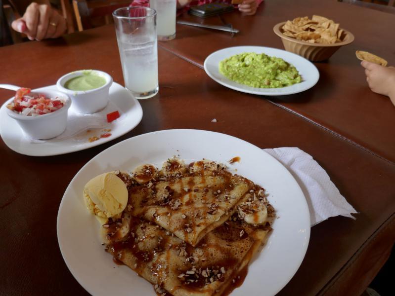 Photos yucatan plat tyoique yucatan Valladolid au cœur du Yucatan