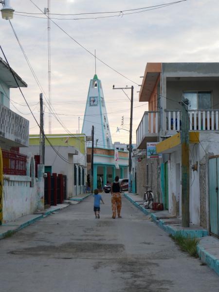 Photos yucatan rue rio lagartos Rio Lagartos, notre coup de coeur du Yucatan