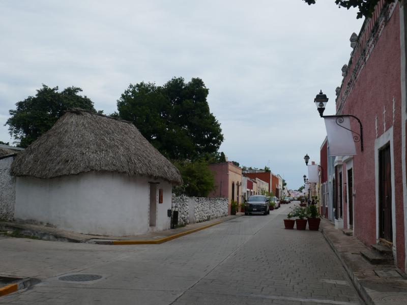 Photos yucatan ruelle valladolid Valladolid au cœur du Yucatan