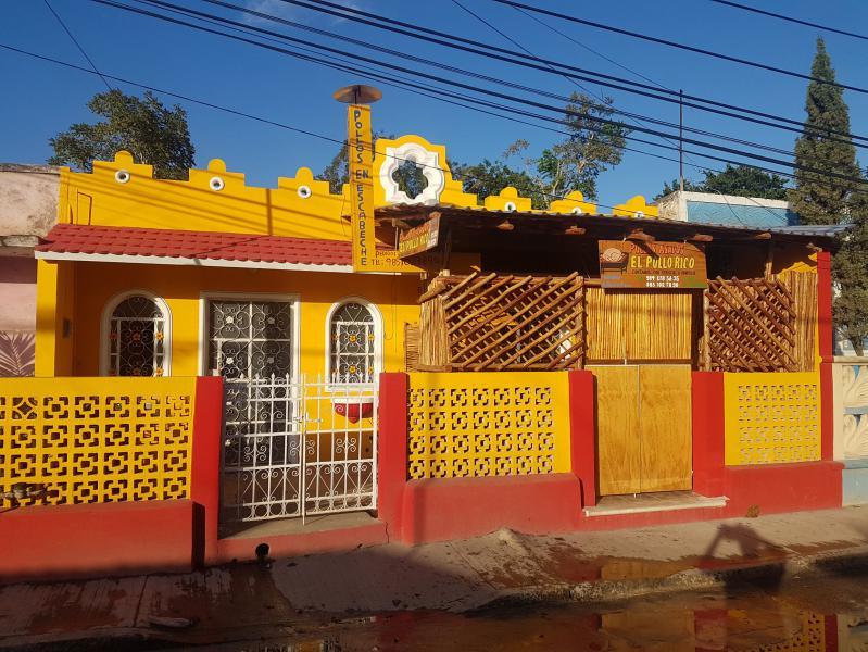 Photos yucatan valladolid maison Le blog du voyage en famille