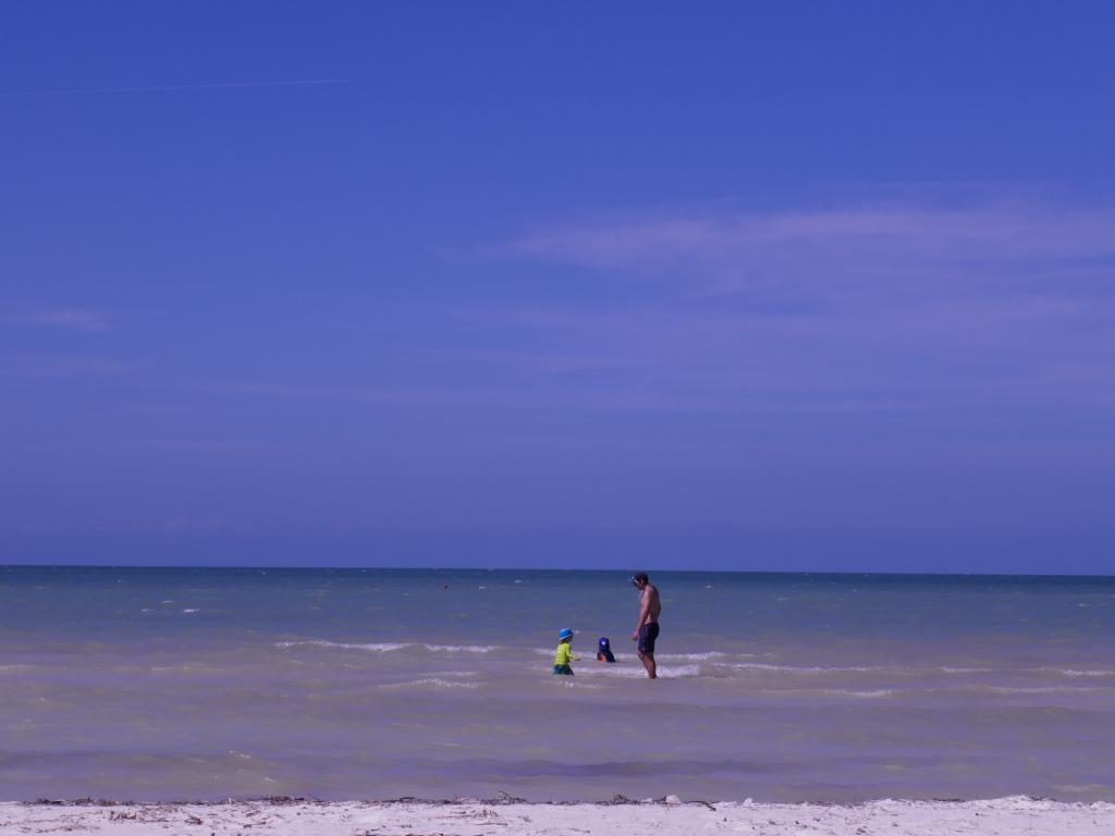 plage blanc holbox Holbox, paradis en demi teinte