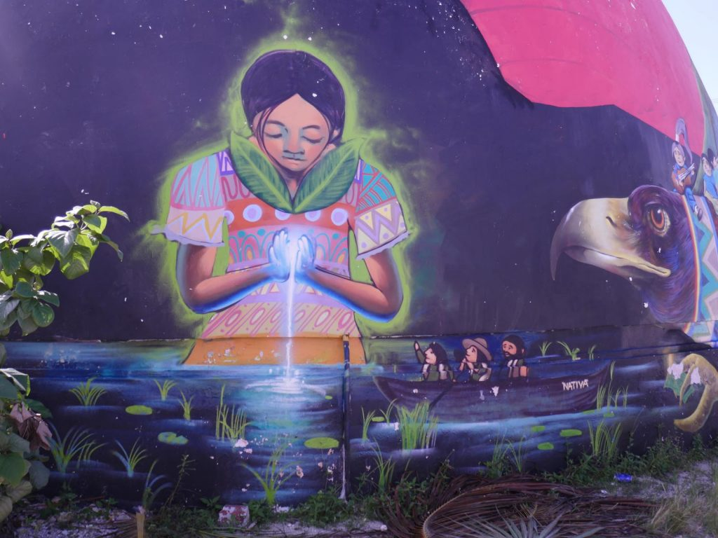 street art place holbox 1024x768 Holbox, paradis en demi teinte