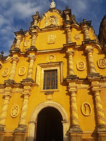 Eglise Leon nicaragua Léon à León