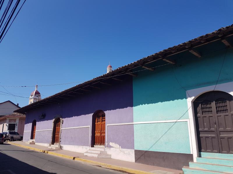 Granada streets Granada explosion de couleurs