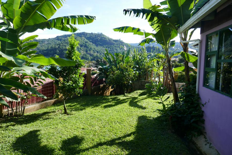 Jardin hostel Masaya Back in Costa Rica : Volcan Irazu et la vallée d'Orosi !