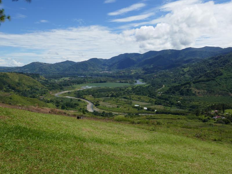 Lac Orosi Back in Costa Rica : Volcan Irazu et la vallée d'Orosi !