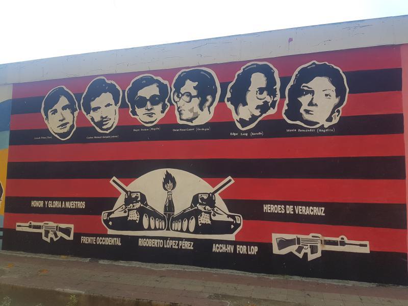 Musée révolution Leon Nicaragua Léon à León