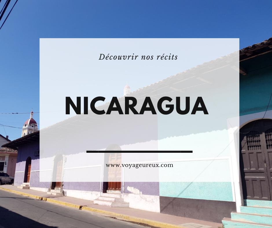 NICARAGUA Le blog du voyage en famille