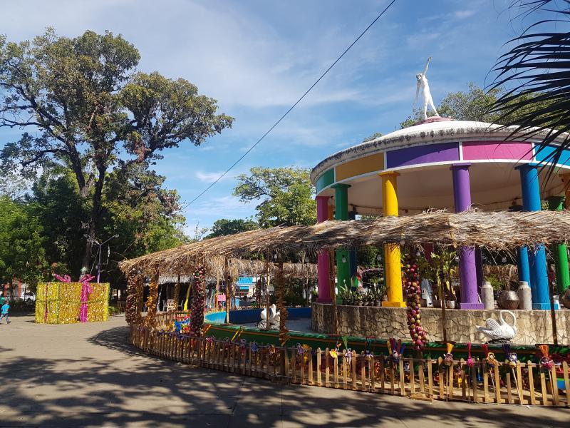 Place cetrale Masaya Dormir à Masaya la chaleureuse