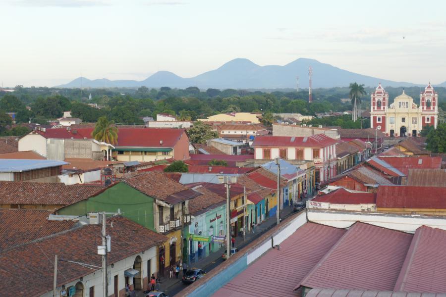 Ville Leon Nicaragua Léon à León