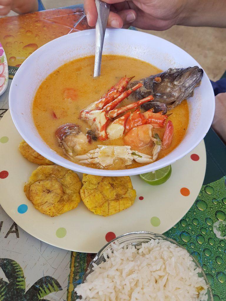 soupe de la mer nicaragua 768x1024 San Juan Del Sur, nos premiers pas au Nicaragua