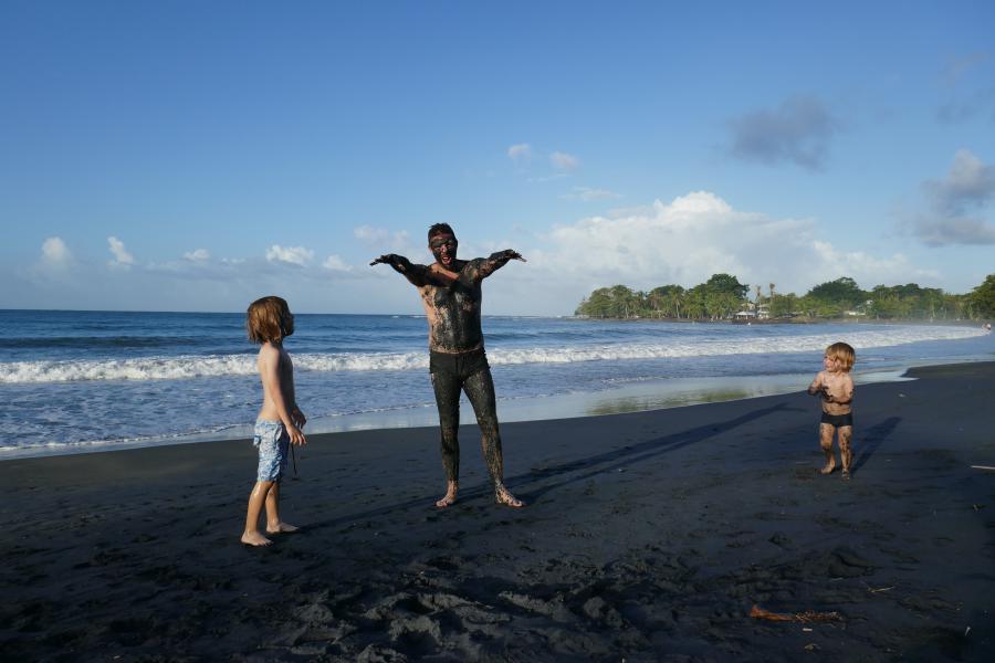 Puerto Viejo Costa Rica 3 Cahuita et Puerto Viejo ambiance caraïbe !