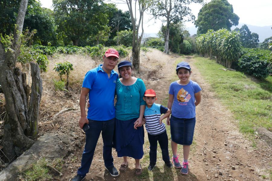 Vallée centrale Costa Rica et café 11 Fêtes de fin d'année et café du Costa Rica