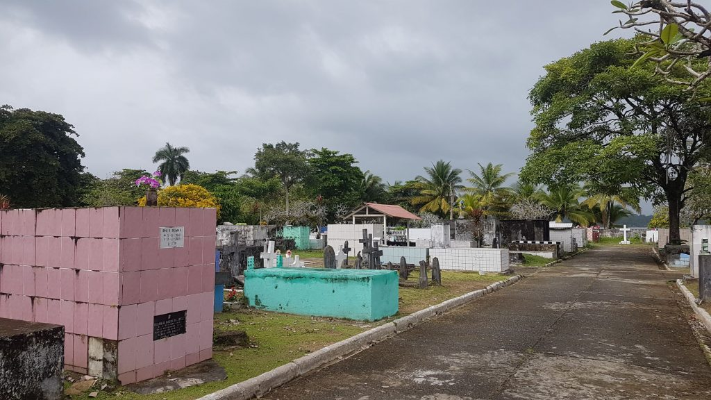 cimetiere boca del toro 1024x576 Et plus au sud... le Panama !